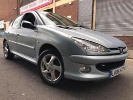 Peugeot 206 2006 1.6 Sport Tiptronic AUTOMATIC 5 dr 1 OWNER, HUGE SPEC, BARGAIN