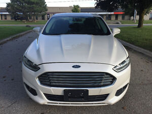 2014 Ford Fusion Sedan- CLEAN AR PROOF.