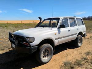 1994 Toyota LandCruiser Diesel Hzj80