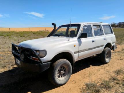 1994 Toyota LandCruiser Diesel Hzj80 Bowhill Karoonda Area Preview