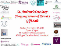 St. Andrew's One Stop Shopping Home & Beauty Gift Sale