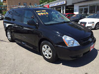 2008 Kia Sedona LX SPECIAL EDITION MINIVAN....LOW KLMS...MINT City of Toronto Toronto (GTA) Preview