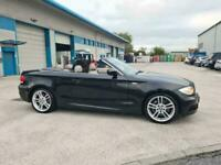 2009 BMW 1 Series 3.0 135i M Sport Auto 2dr Convertible Petrol Automatic