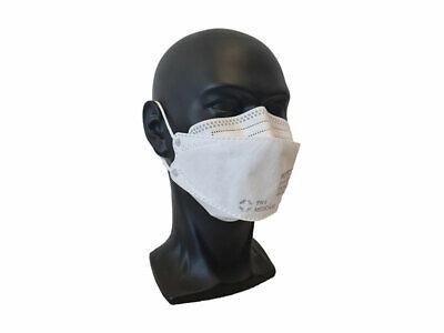 """10 Stk. FFP2 Maske Mundschutz """"Fischform"""" medizinisch - Made in Germany (474012)"""
