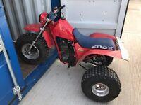 1985 Honda atc 200x trike quad mx