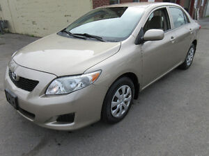 2009 Toyota Corolla CE-- 67,000kms***SOLD***