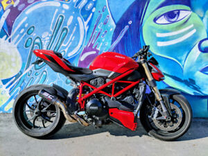 SC Project CR-T Exhaust for Ducati Streetfighter 848