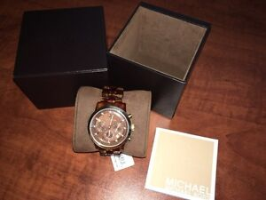 Michael Kors Women's Watch New in Box - $200 (retails for $335)