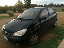 2008 Hyundai Getz Hatchback Caloote Mid Murray Preview