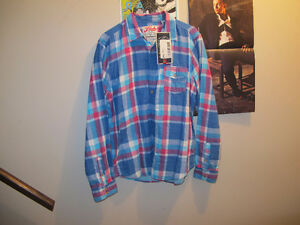 Brand new tag attached The Fresh Brand Paris  shirt mens large