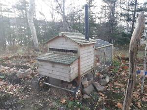 Chicken coop for sale. Wonderful Coop