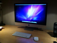 Apple iMac 27 inches, Late 2012, $2000 OBO