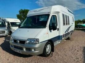 HOBBY 600 | 2007 | 4 BERTH FIXED BED MOTORHOME | ONE OWNER | 12 MONTH WARRANTY