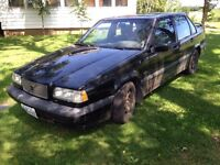 1996 Volvo 850 - low kms - runs and daily driven