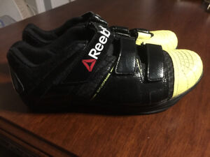 REEBOK SPINCYCLE SPIN CYCLING SHOES*BRAND NEW*EURO 40 USA7.5