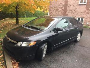 Honda Civic DX-G 2006 manuel