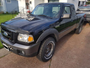 2007 Ford Ranger FX4/Off-Rd Pickup Truck