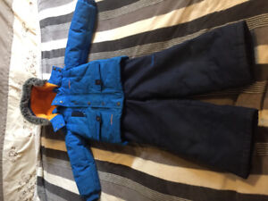 5T snow pants and jacket