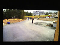 Bouzane's Excavating and paving