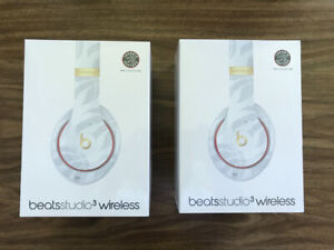 Beats Studio3 Wireless Raptors Edition