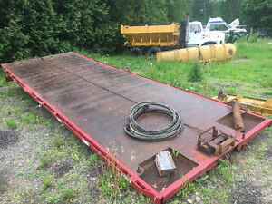 23 ft tow truck bed