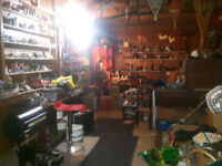 Indoor yard sale tomorrow!(Sat. DEC. 15)*15-50+% OFF EVERYTHING