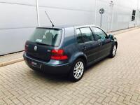 2001 51 reg Volkswagen Golf GTI 1.8T Mettalic Grey