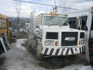 1995 Patriot Street Sweeper