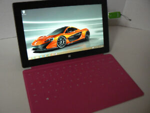Surface RT 32gb Quad Core 2gbRam Keyboard included + adaptor