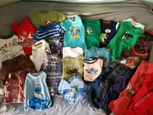 Boys Lot of Clothing 12 to 18 months