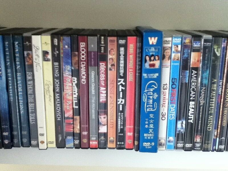 Blu-Ray & DVD Sale! More Titles!! Selling Super Fast!!! Now at $5/$2 each!!!!