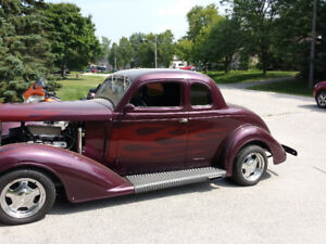1936 Dodge coupe