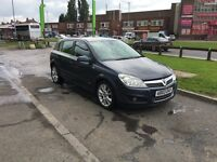 2008 Vauxhall Astra design cdti 1.9 150 6 speed 5dr, long mot, 1 owner from new