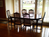 Gibbard Cherry dining room furniture