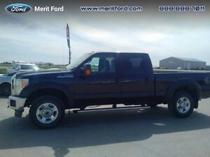 2014 Ford F-250 Super Duty XLT  - local - trade-in - sk tax paid