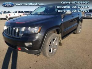 2013 Jeep Grand Cherokee TRAILHAWK  YEAR END CLEARANCE!