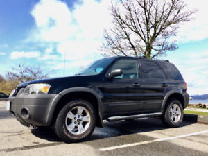 REDUCED Ford Escape 2007 low milage, excellent vehicle
