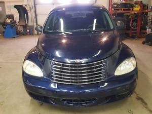 2005 Chrysler Pt Cruiser Turbo
