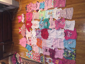 407x Baby girl clothes 0-3yrs (0.75 cents per article) Peterborough Peterborough Area image 5