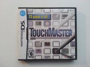 Jeu TouchMaster pour Nintendo DS