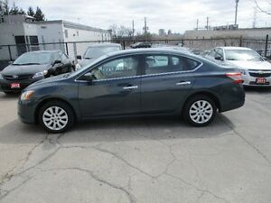 2013 NISSAN SENTRA SV !!! NO ACCIDENT !!! Kitchener / Waterloo Kitchener Area image 4