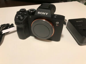 Sony A7R III BODY ONLY - BRAND NEW!