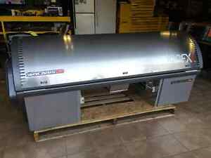 SOLARIS 442 TANNING BED ** 119 HOURS **