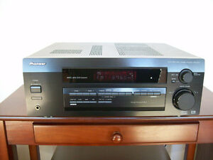 Pioneer Receiver Amplifier, CD Player and Speakers Optional