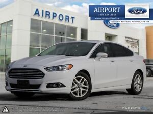 2016 Ford Fusion SE FWD with only 44,542 kms