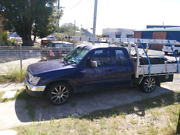 2000 hilux space cab 2.7 5 speed manual Phegans Bay Gosford Area Preview