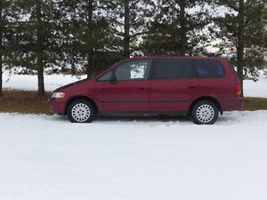 1995 Honda Odyssey Minivan, Van