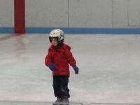 Aprendre à patiner - enfants, adolescents, adultes