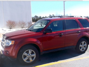 2012 Ford Escape XLT SUV, Crossover V6--2year inspection