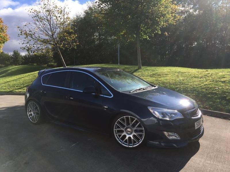 2011 Vauxhall Astra 2.0 CDTi ecoFLEX 16v Elite 5dr (start/stop)